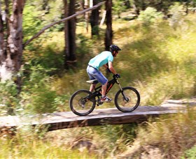 The Steps Mountain Bike Park - VIC Tourism