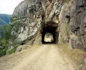 Old Glen Innes Road and the Historic Tunnel Grafton - VIC Tourism