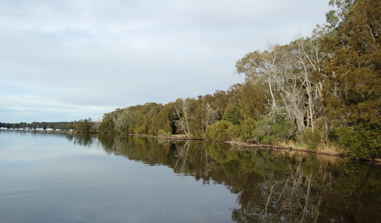 Lake Macquarie State Conservation Area - VIC Tourism