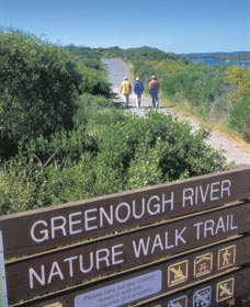 Greenough River Nature Trail - VIC Tourism