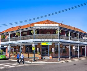 The Exchange Hotel - Beaumont - VIC Tourism