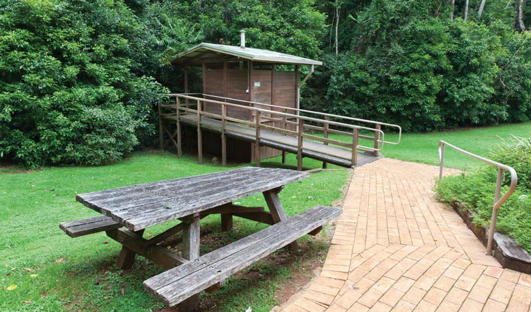 The Glade picnic area - VIC Tourism