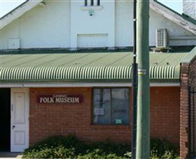 Casino Folk Museum - VIC Tourism
