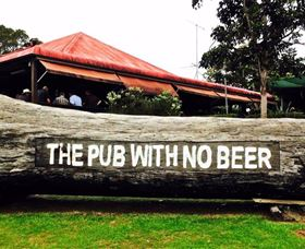 The Pub With No Beer - VIC Tourism