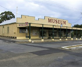 Manning Valley Historical Society and Museum - VIC Tourism