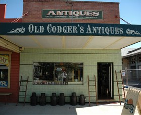 Old Codgers Antiques - VIC Tourism