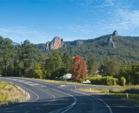 Nimbin Rocks - VIC Tourism