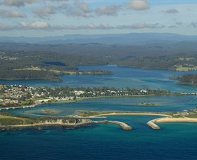 Cycle Narooma to Dalmeny - VIC Tourism