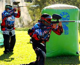 Elite 1 Paintball - VIC Tourism