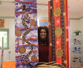 Apma Creations Aboriginal Art Gallery and Gift shop - VIC Tourism