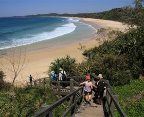 Wooli Beach - VIC Tourism