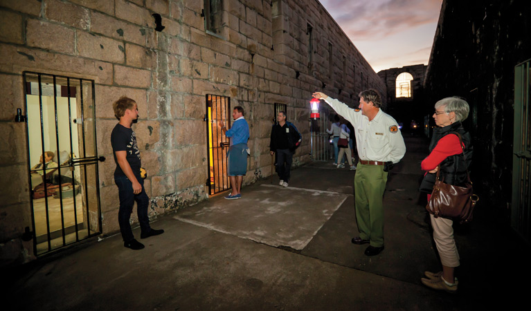 Trial Bay Gaol - VIC Tourism