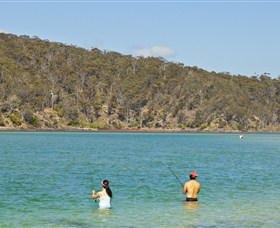 Pambula River Mouth - VIC Tourism