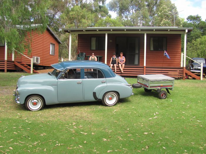 Taunton Farm Holiday Park - VIC Tourism