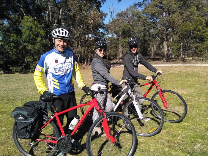 Granite Belt Bicycle Tours and Hire - VIC Tourism