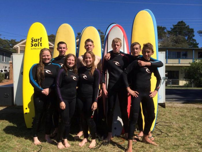 Broulee Surf School - VIC Tourism