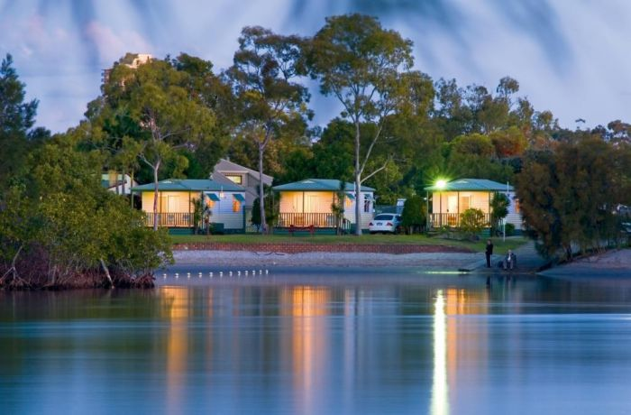 Boyds Bay Holiday Park - VIC Tourism
