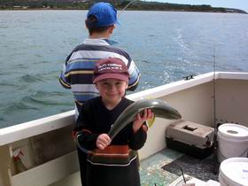 Tory M Fishing Charters - VIC Tourism