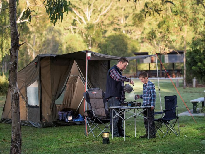 Hardings Paddock Campground - VIC Tourism