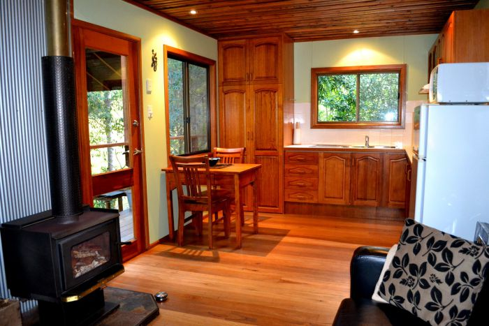 Waterfall Hideout-Rainforest Cabin for Couples - VIC Tourism