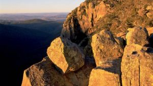 Booroomba Rocks - VIC Tourism