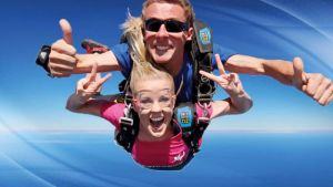 Skydive Oz Canberra - VIC Tourism