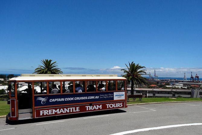 Perth Shore Excursion: Fremantle Hop-On Hop-Off Tram Tour