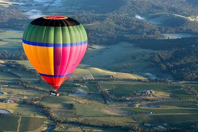 Yarra Valley Balloon Flight and Winery Tour - VIC Tourism