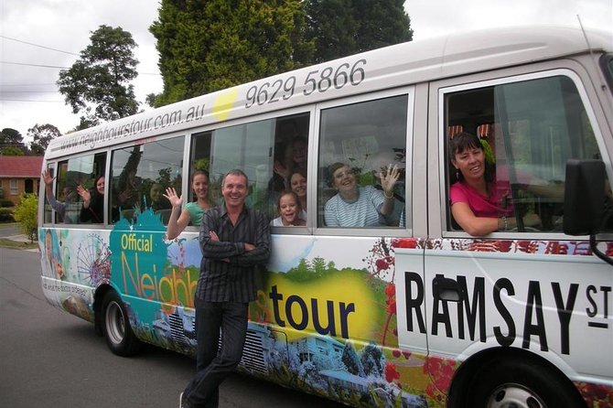 The Official Neighbours Tour of Ramsay Street - VIC Tourism