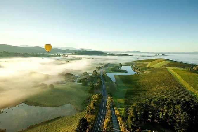 Yarra Valley Balloon Flight at Sunrise - VIC Tourism