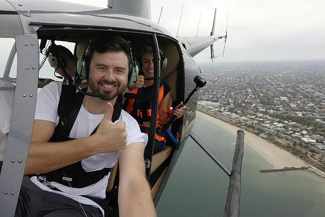 Melbourne Selfie Helicopter Experience - VIC Tourism
