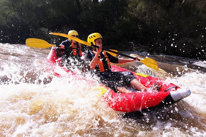 Whitewater Sports rafting on the Yarra river - VIC Tourism