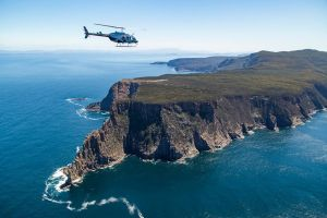 30-Minute Two Capes and Tasman Helicopter Flight from Port Arthur - VIC Tourism