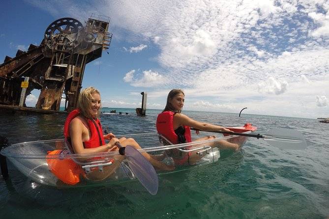 Moreton Island Day Trip from Brisbane or the Gold Coast Including Kayaking and Sandboarding - VIC Tourism