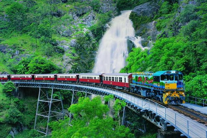 Full-Day Tour with Kuranda Scenic Railway Skyrail Rainforest Cableway and Hartley's Crocodile Adventures from Cairns - VIC Tourism