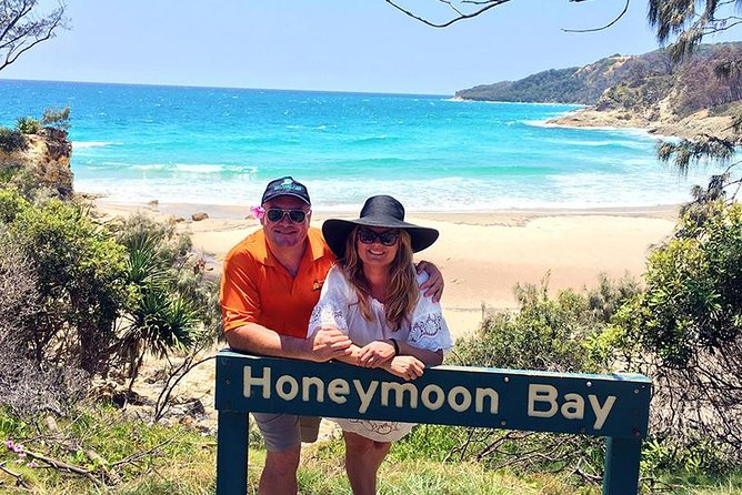 Cape Moreton Scenic 4WD Day Tour from Brisbane or the Gold Coast - VIC Tourism