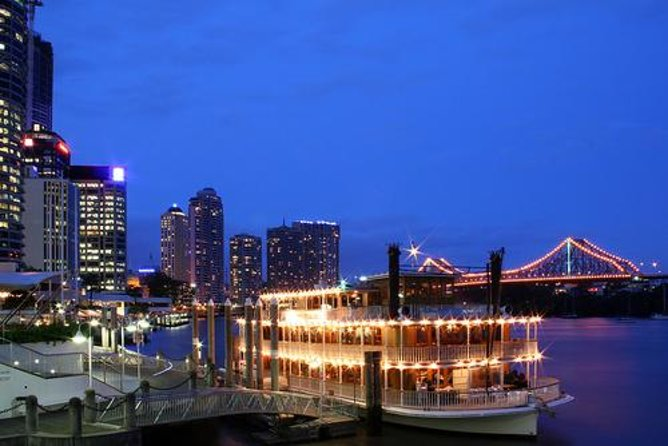 Brisbane River Dinner Cruise - VIC Tourism