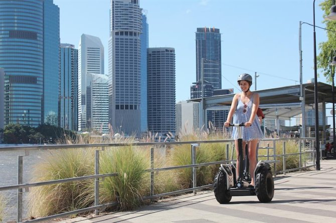 60 Minute Brisbane Segway Tour - VIC Tourism