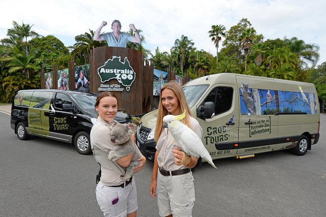Small-Group Australia Zoo Day Trip from Brisbane - VIC Tourism
