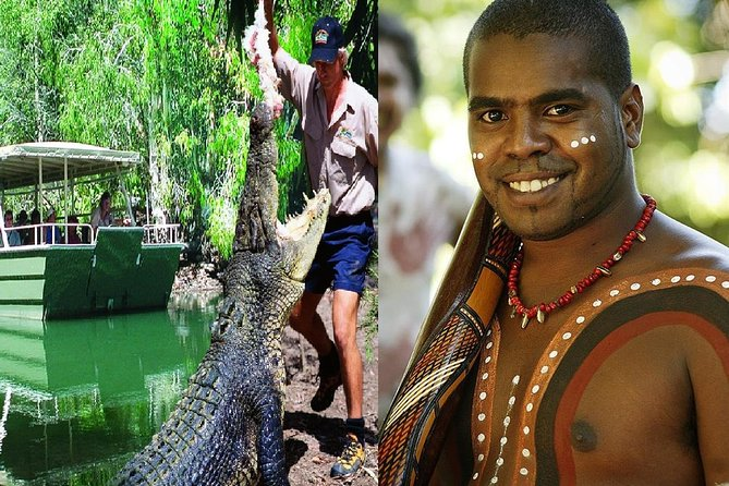 Hartley's Crocodile Adventures and Tjapukai Cultural Park Day Trip from Cairns - VIC Tourism