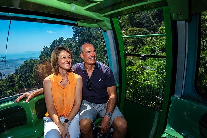 Skyrail Rainforest Cableway Day Trip from Palm Cove - VIC Tourism