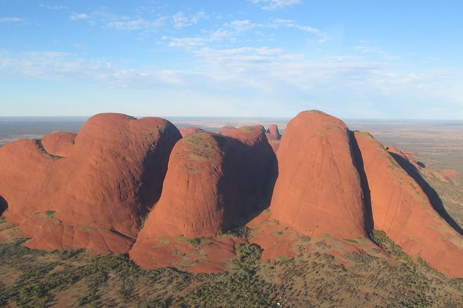 Kata Tjuta and Uluru Grand View Helicopter Flight - VIC Tourism