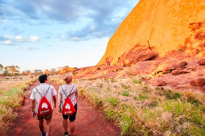 Uluru Sunrise and Guided Base Walk - VIC Tourism