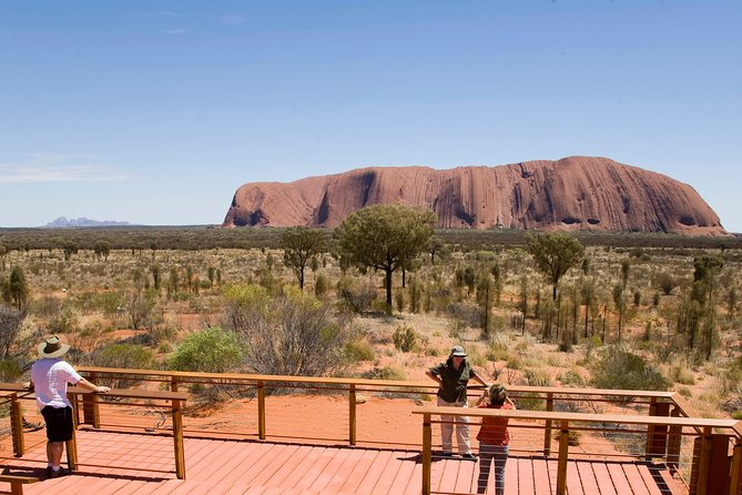 Uluru Small Group Tour including Sunset - VIC Tourism