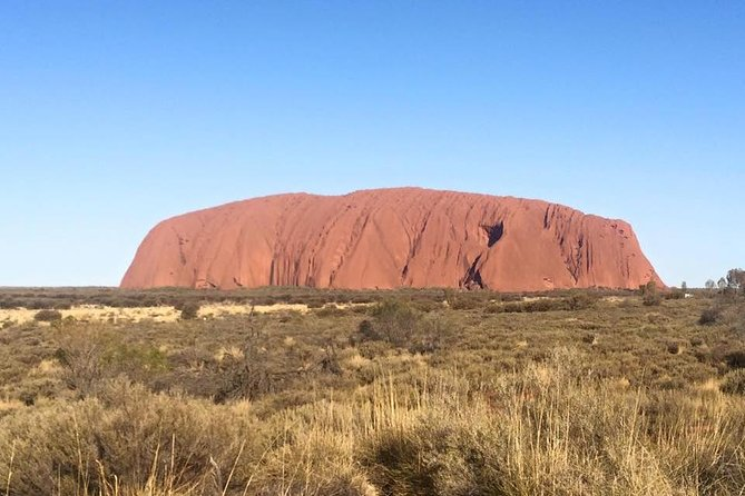 Highlights of Uluru Including Sunrise and Breakfast - VIC Tourism