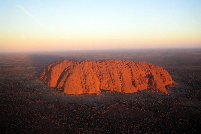 Fixed-Wing Scenic Flight from Uluru Ayers Rock - VIC Tourism