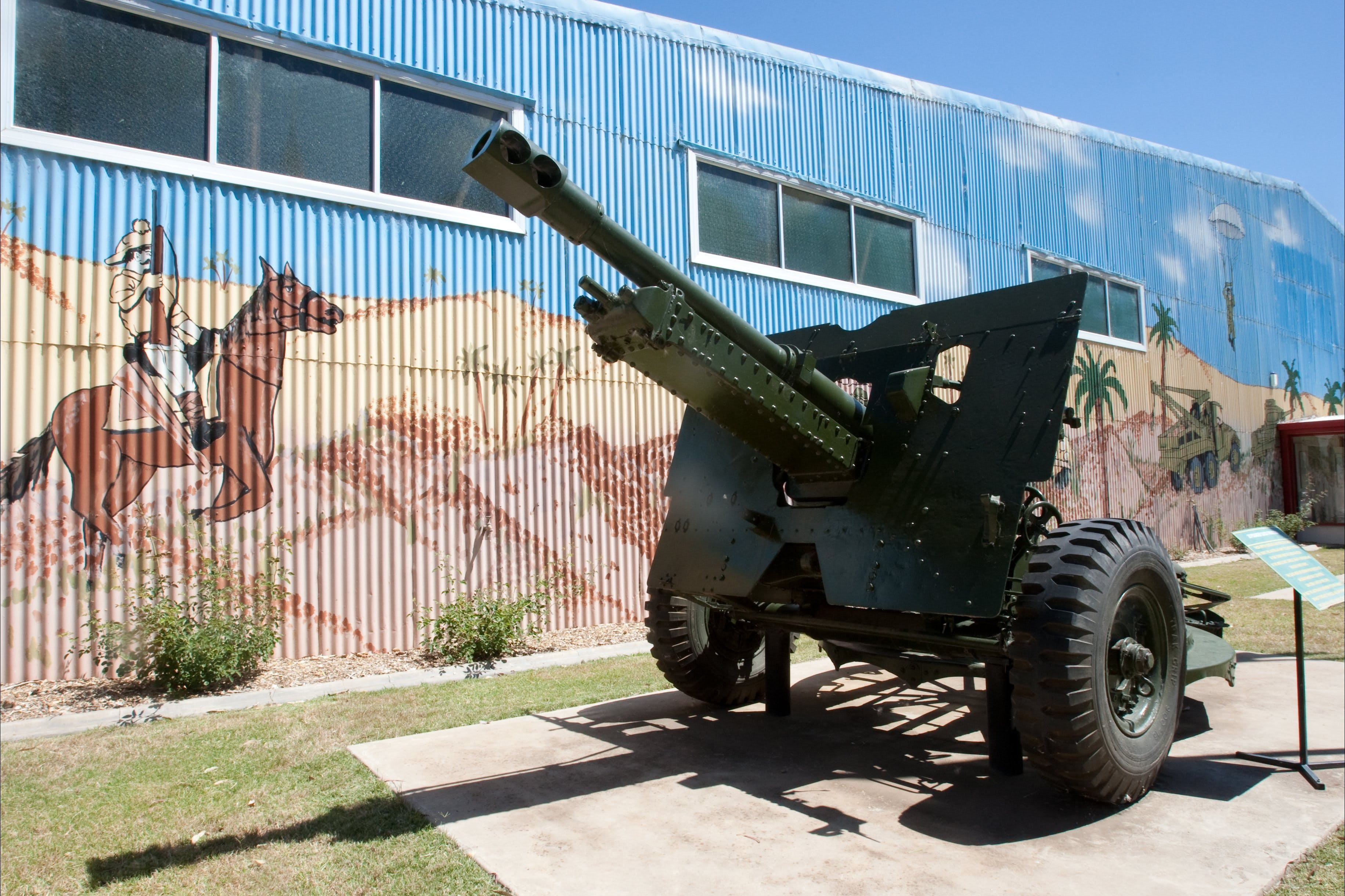 Army Museum Bandiana - VIC Tourism