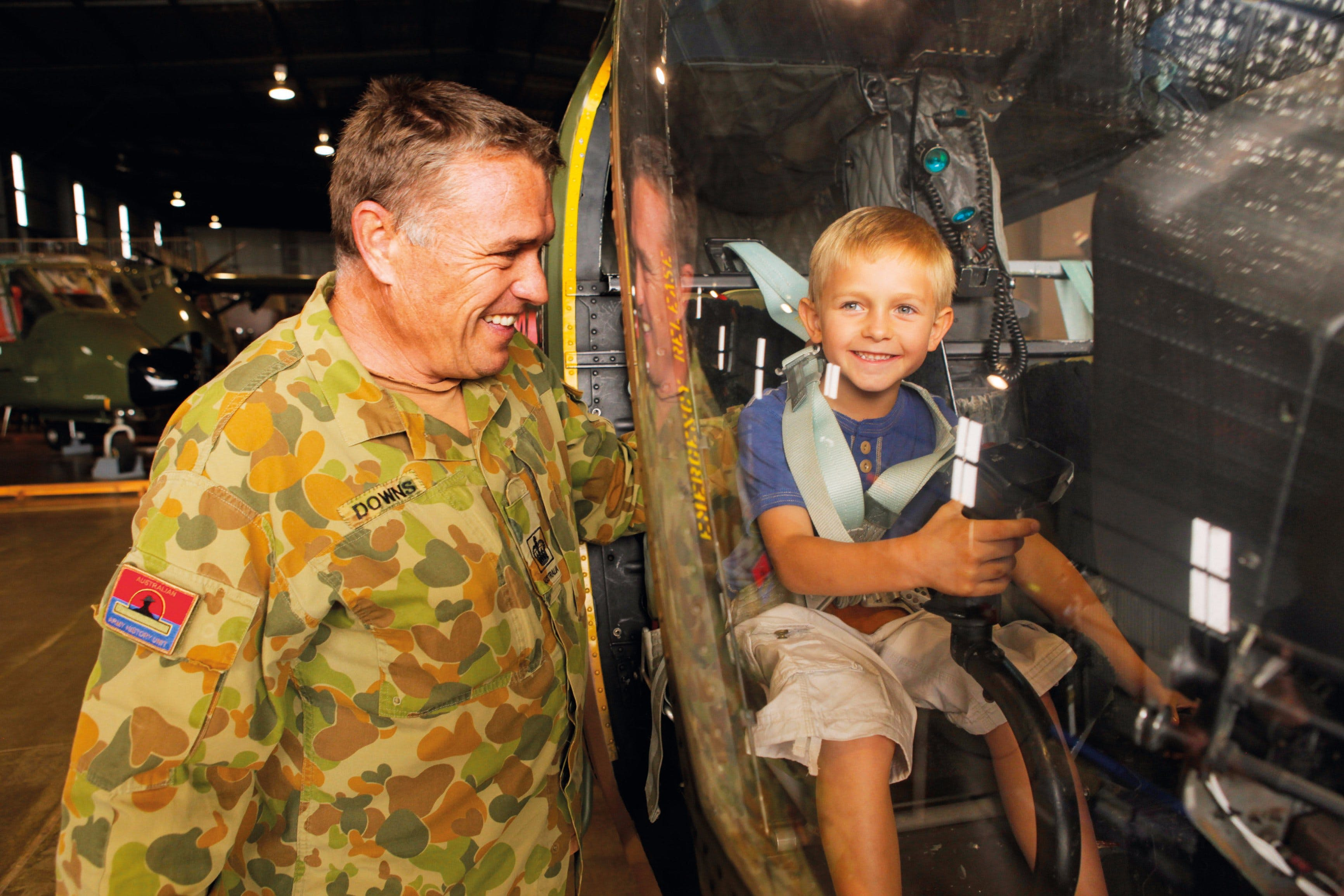 Australian Army Flying Museum - VIC Tourism