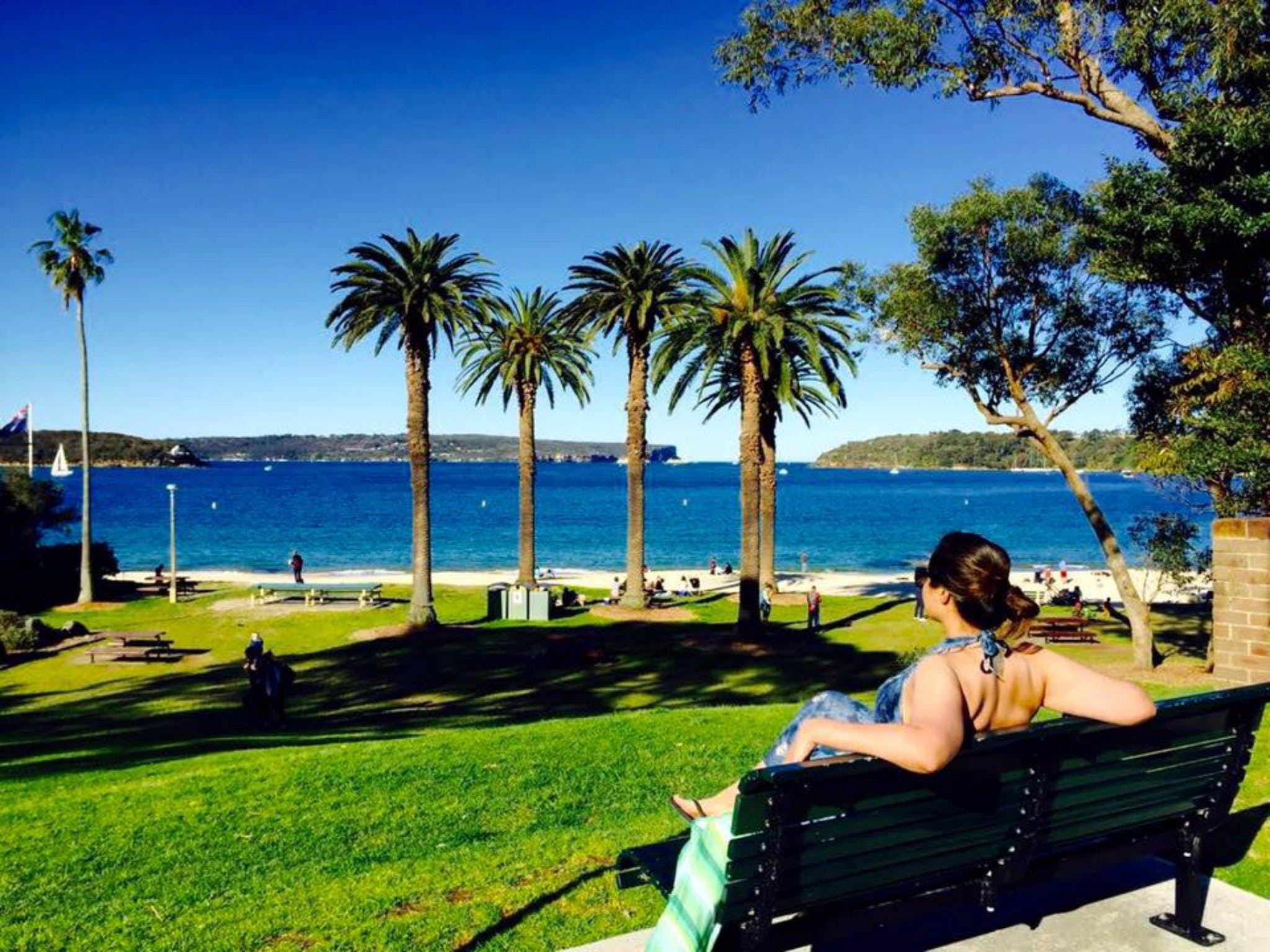Balmoral Beach - VIC Tourism