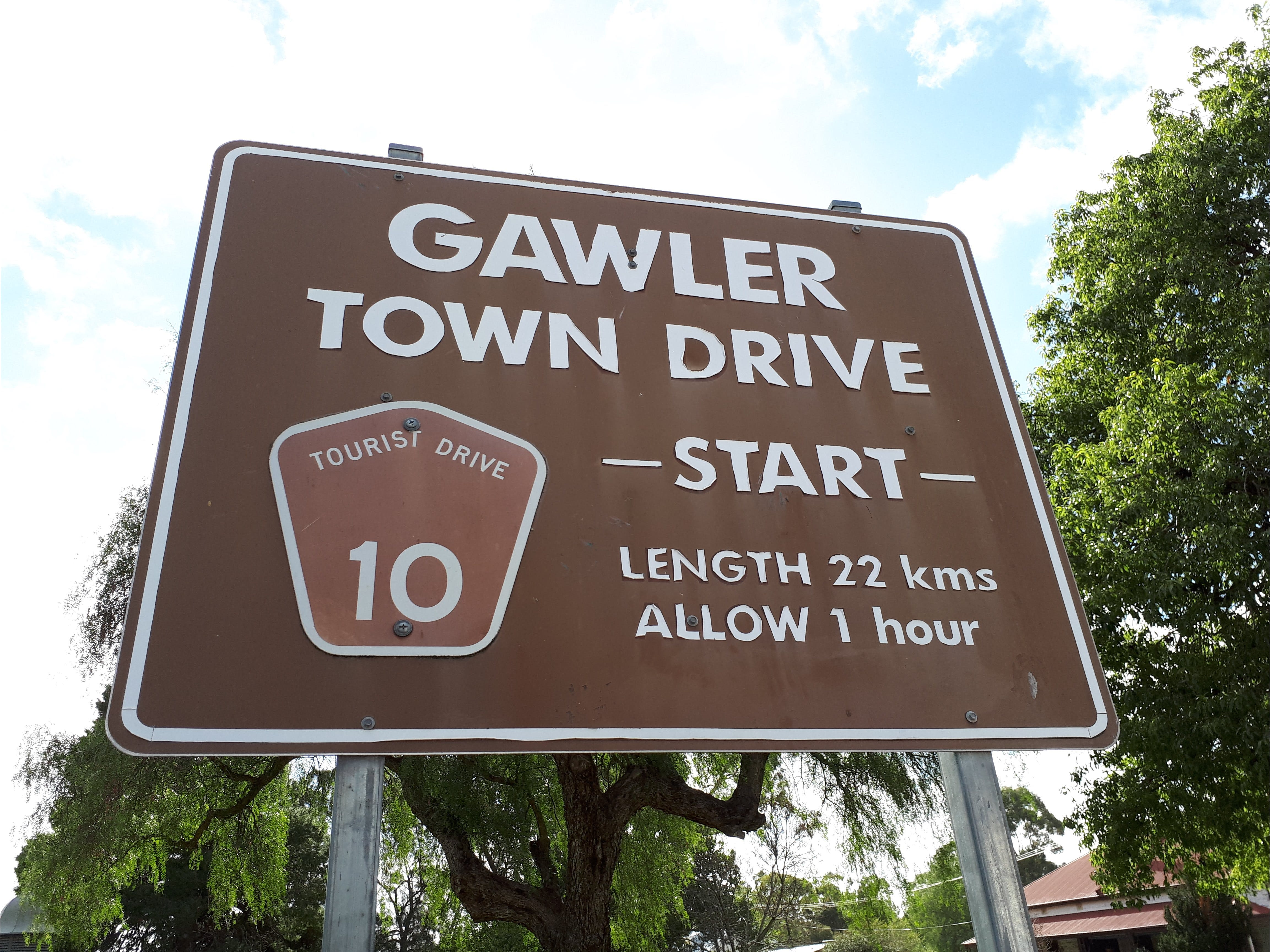 Gawler Self Driving Tour - VIC Tourism